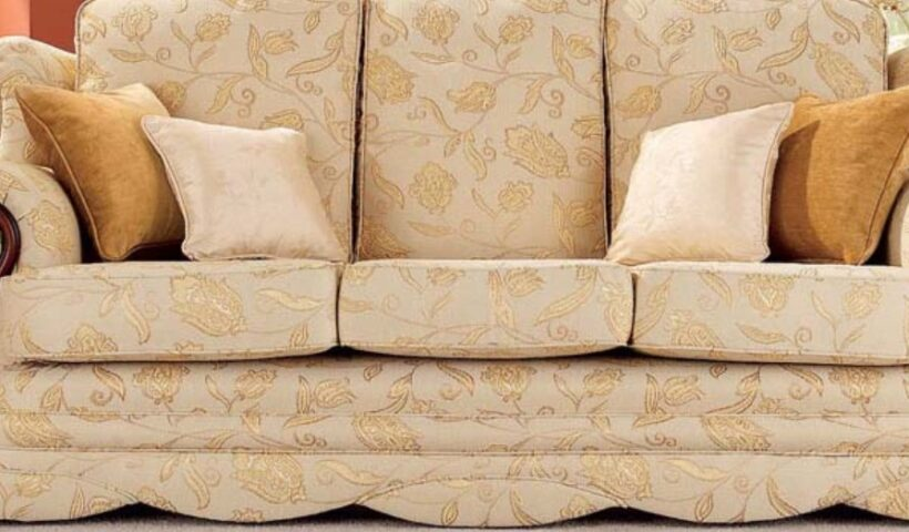 Fabric Sofa Upholstery
