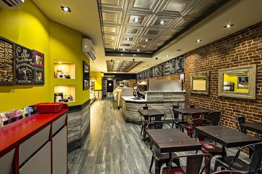 bagel restaurant