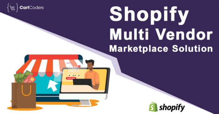 shopify Multi-Vendor Marketplace solution