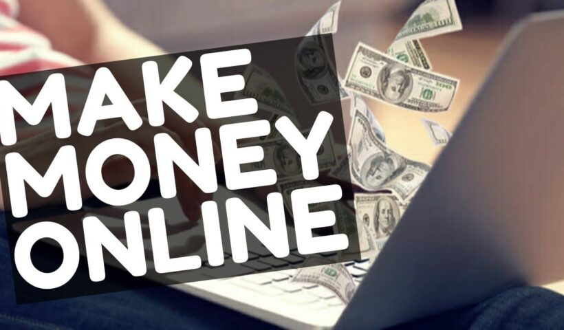 Top 4 Ways to Earn Money Online legally by work from home