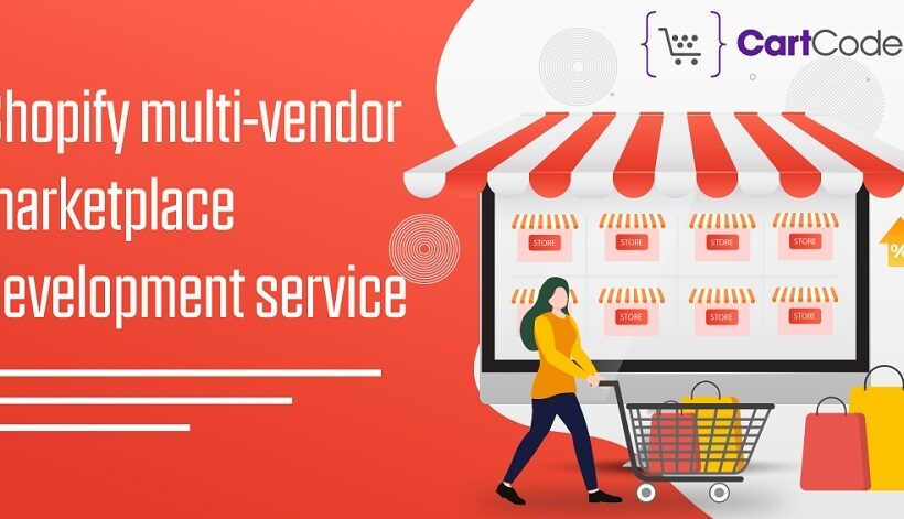 Shopify multi-vendor marketplace development service