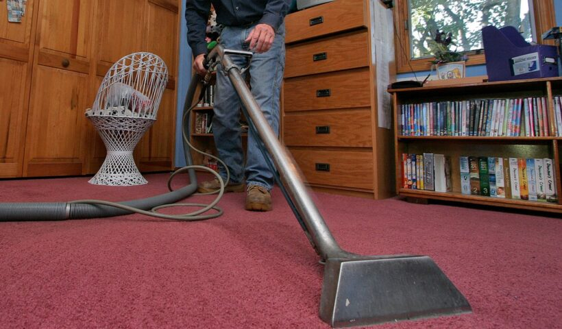 Easy Carpet Cleaning