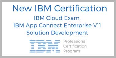 New IBM certification