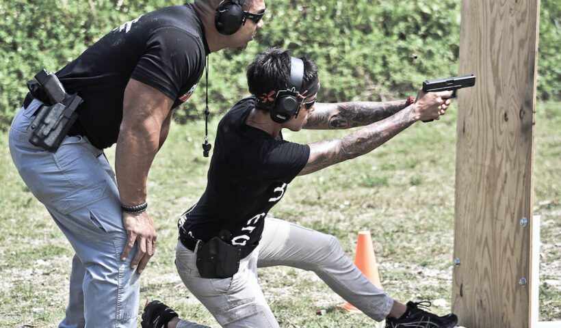 Putting Handgun Training