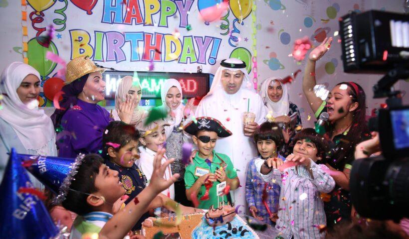 birthday in Dubai