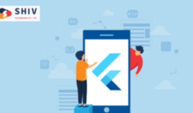 flutter mobile app