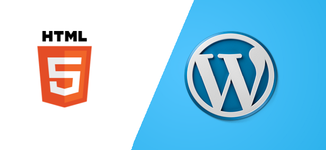 html_vs_wordpress