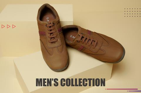 Men's shoes collection