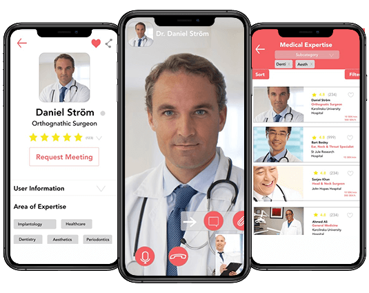 Doctor Consultation Apps For Taking Appointment & Guidance