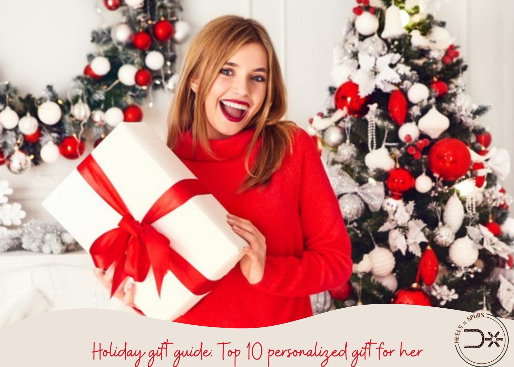 Holiday gift guide: top 10 personalized gift for her