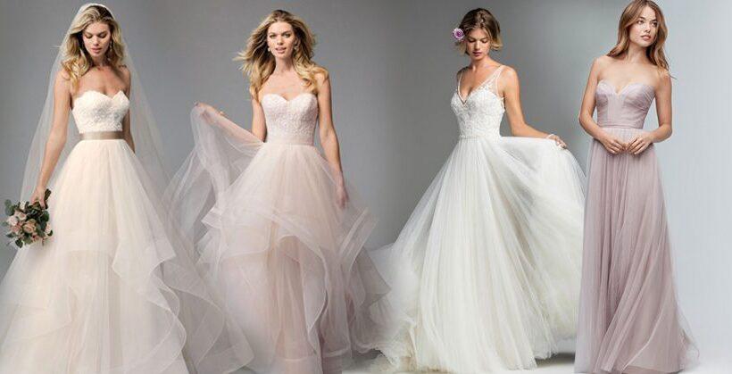 the best wedding dresses in UK