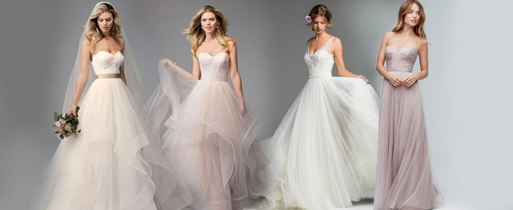 the best wedding dresses in UK