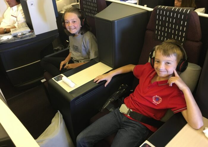 American Airlines Business Class Flights