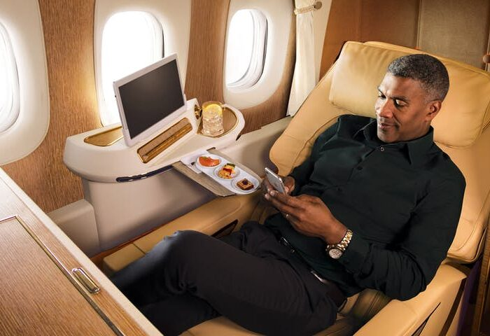 Emirates Airlines Business Class Reservations