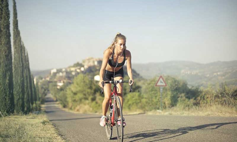 Cycling Improves Your Health