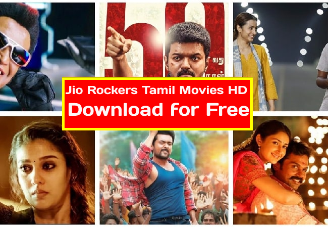 Jio Rockers Tamil Movies HD Download for Free