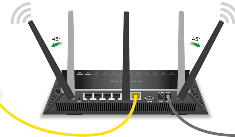 Netgear Router WiFi Network Not Showing up on My PC