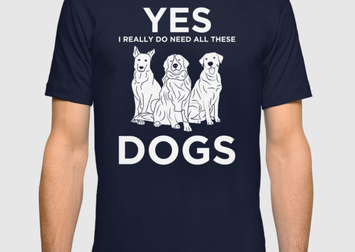 T-Shirt Designs Every Dog Lover
