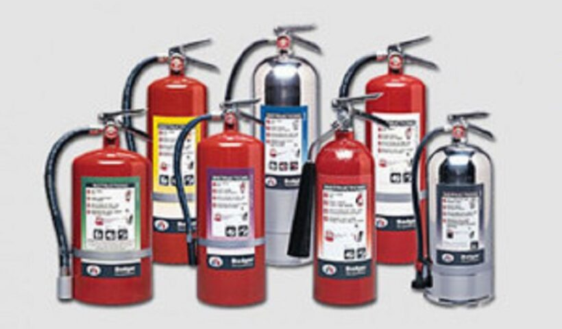 fire extinguisher inspection near me